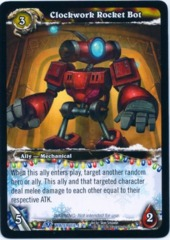 Clockwork Rocket Bot