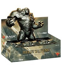 Relic Token - Lineage Collection Box