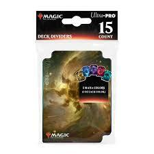 Ultra Pro Deck Dividers (15 ct.) - Celestial