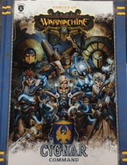 Warmachine: Forces of Warmachine - Cygnar Command Softcover