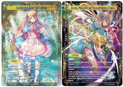Alice, The Ally of Fairies / / Alice, Paladin of Unwavering Hope - TTW-111 J AR