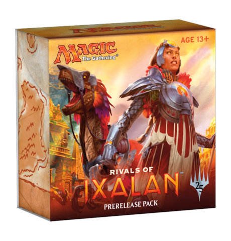 Rivals of Ixalan Prerelease Packs