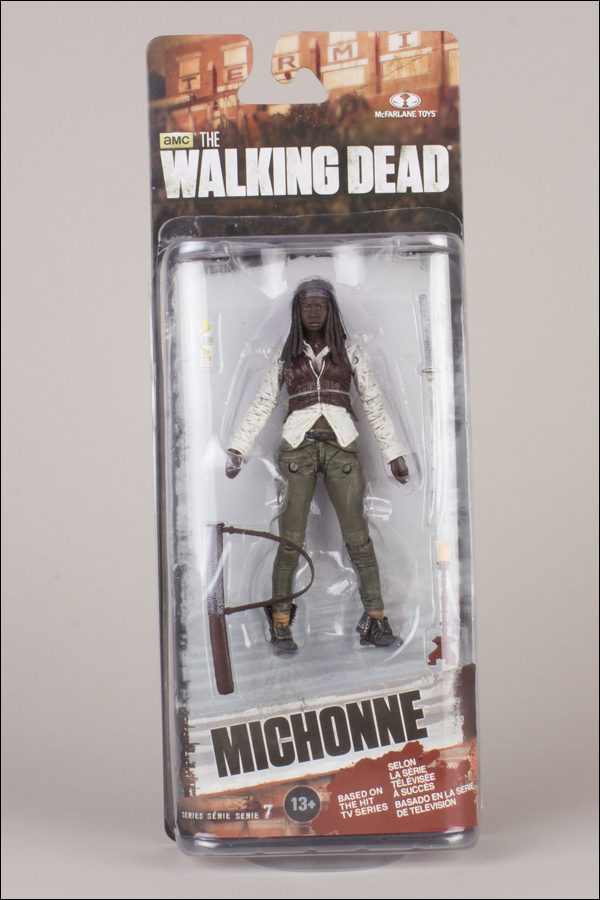 McFarlane Toys The Walking Dead TV Series 6 Michonne Figure
