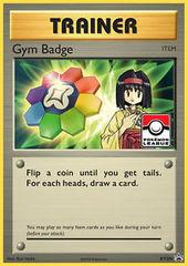 Gym Badge - XY206 - Erika