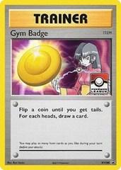 Gym Badge - XY208 - Sabrina