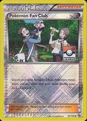 Pokemon Fan Club -  Pokemon League Promo -  94/106
