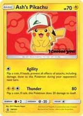 Ash's Pikachu - SM109