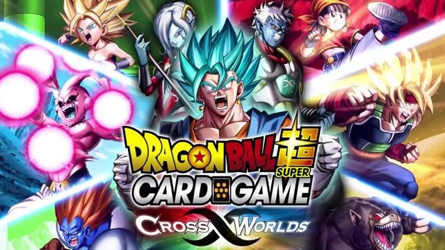 Dragon Ball Super TCG - Cross Worlds - Booster Box -
