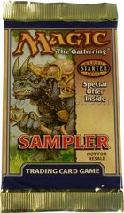 Sampler Booster Pack