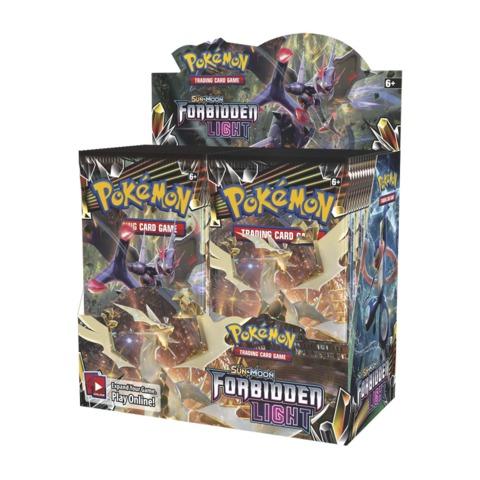 Forbidden Light Booster Box