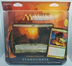 Planechase 2012 Deck - Primordial Hunger - Spanish