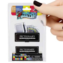 World's Smallest Pictionary