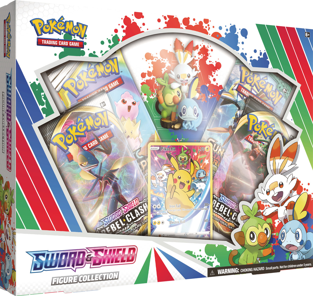 Pokémon TCG: Sword & Shield Figure Collection