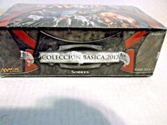 Magic 2012 Booster Box - Spanish