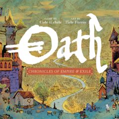 Oath - Chronicles of Empire & Exile
