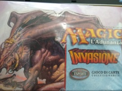 Invasion Booster Box - Italian