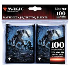 Innistrad: Midnight Hunt Tovolar, the Midnight Scourge Standard Deck Protector Sleeves (100ct) for Magic: The Gathering