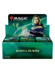 War of the Spark Booster Box - Russian