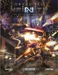 Corvus Belli's INFINITY RPG Corebook