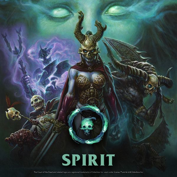 Court of the Dead: Mourners Call - Faction of Spirit Cover