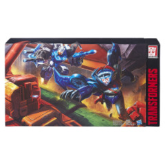 Transformers Titans Returns SDCC 2016