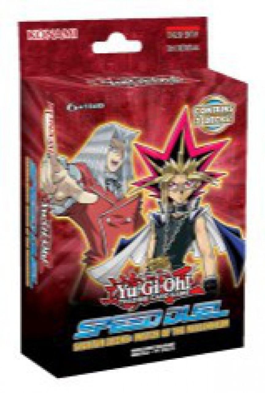 yu-gi-oh tcg speed duel starter decks match of the millennium