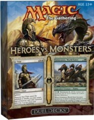 Duel Decks: Heroes vs. Monsters - Box Set