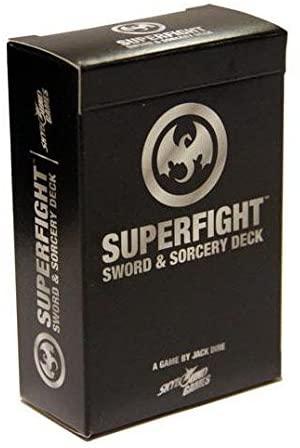 Superfight: Sword & Sorcery Deck