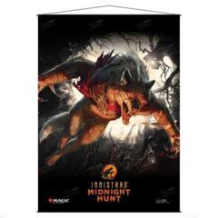 Ultra Pro - MTG: Innistrad: Midnight Hunt Wall Scroll - UPR18816
