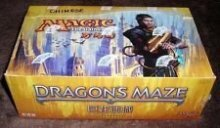 Dragon's Maze Booster Box - Chinese Simplified