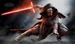 Star Wars Kylo Ren Playmat