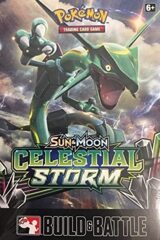 Celestial Storm Build & Battle