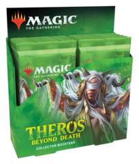 Theros Beyond Death - Collector Booster Pack Display