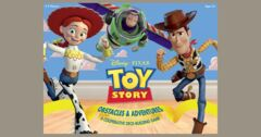 Toy Story: Obstacles & Adventures A Cooperative Deck-Building Game