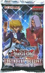 Legendary Duelists: Season 1 Booster Pack