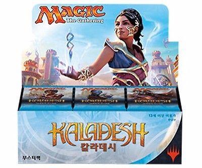 Kaladesh Booster Box - Korean