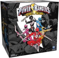 Power Rangers Kickstarter Bundle