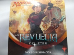 Aether Revolt Prerelease Kit - Spanish