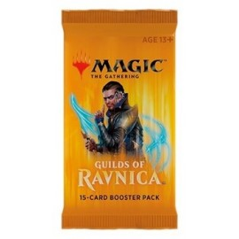 Guilds of Ravnica Booster Pack - Russian