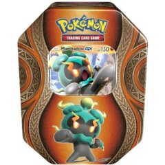 Mysterious Powers  Tin - Marshadow GX