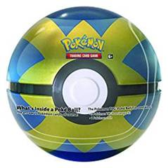 Pokeball Tin - Quick Ball - Series 3