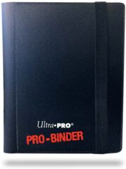 Ultra Pro - Binder Pro 2 Pocket Black