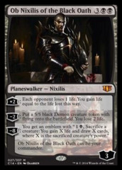 Commander 2014: Sworn to Darkness (Black)