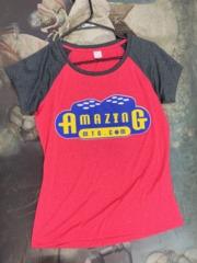 Pink Women's Baseball Shirt