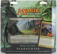 Planechase 2012 Deck - Chaos Reigns - Spanish