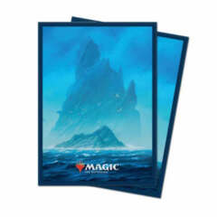 Ultra Pro Unstable Island Deck Protector 100ct