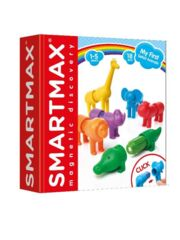 SmartMax Magnetic Discovery My First Safari Animals