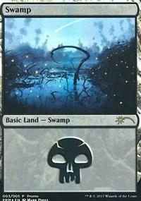 Swamp - Gift Pack 2017 - Foil