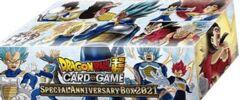 Dragon Ball Super TCG: Special Anniversary Box 2021 (Ver. 3)