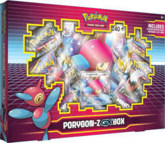 Porygon Z gx Box